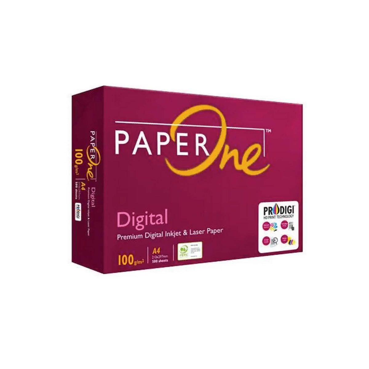 Double A Printing Paper 100 gsm A4