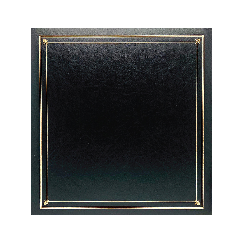 NCL Self-Adhesive L-size (25 White Sheets) Photo Album / Photo Book ( Classic )