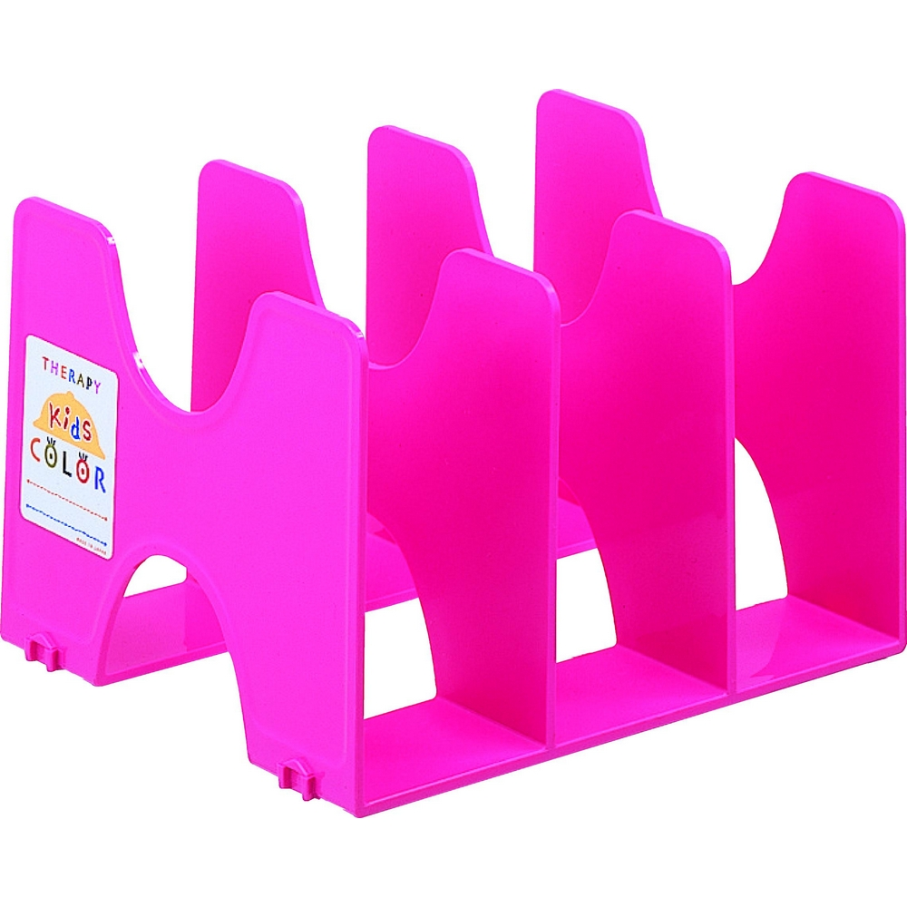NCL Kids Therapy Colour Book Ends / Book Stoppers