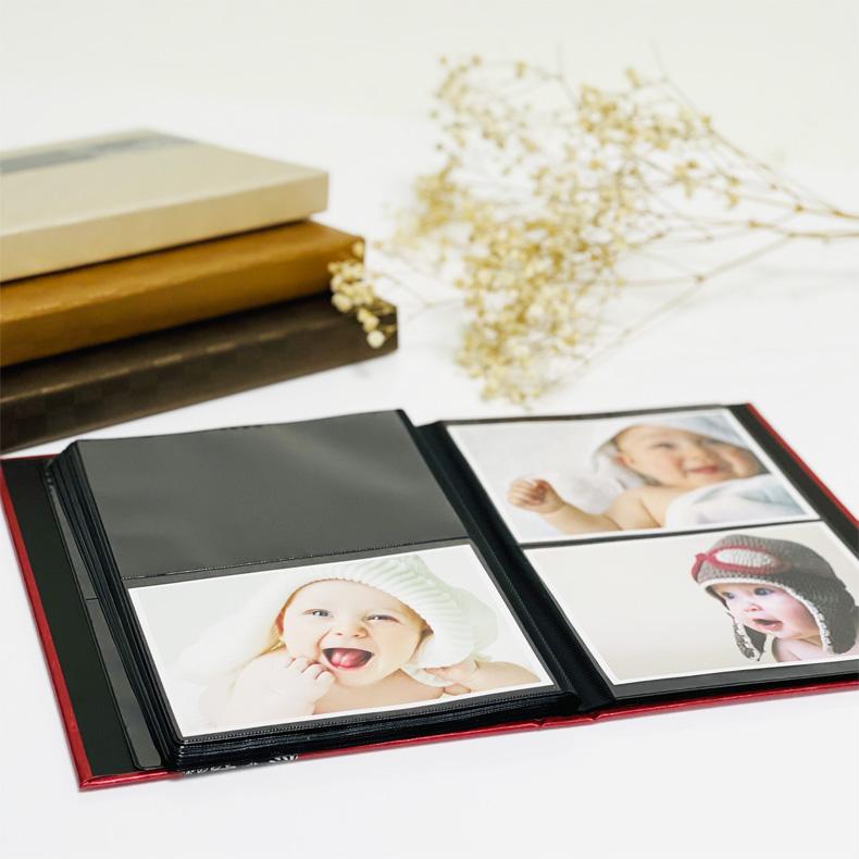 AStar 4R Pocket Photo Album / Photo Book (80 Pockets)
