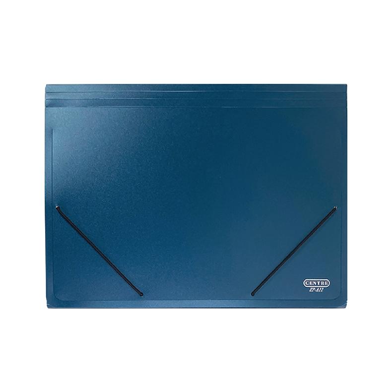 Centre Expandable Pocket File Folder - A4