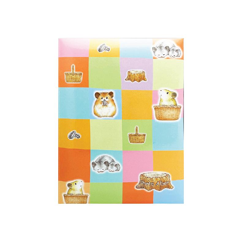 NCL Book Type 4R Pocket Album / Photo Book (200 pockets)