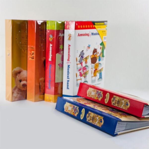 NCL Pocket Album Photo Book 4R (300 pockets)