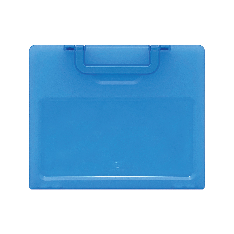 Transparent Box File / Storage File A4