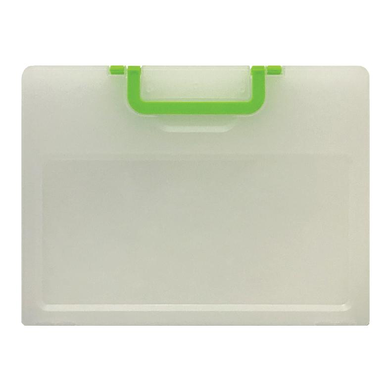Transparent Box File / Storage File B4
