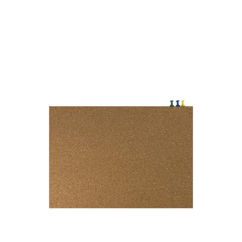 Centre Cork Board / Pin Board / Decorative / Bulletin Board - A4