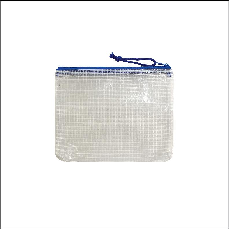 AStar Translucent Mesh Bag / Mesh Pouch With Zipper