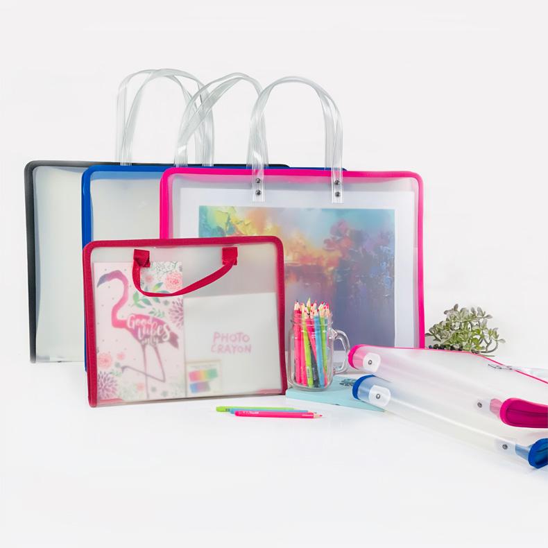Centre Transparent Art Bag A3 / A4