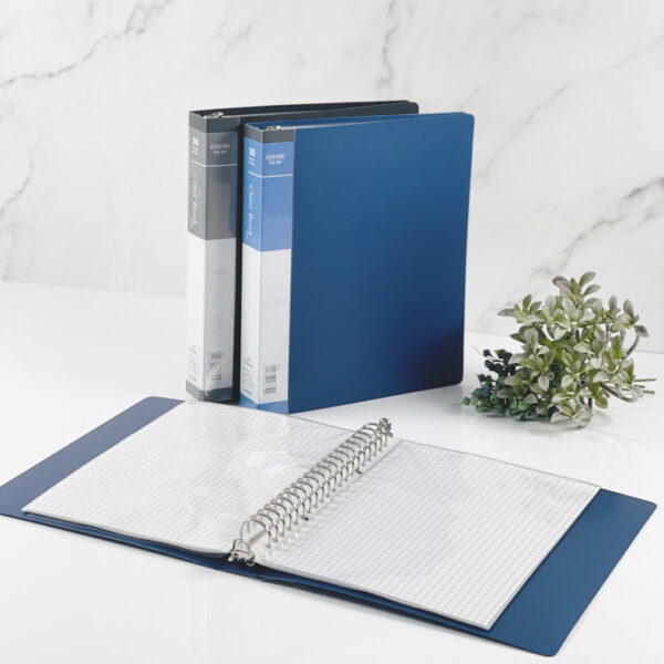 Clear Holder Refillable A5 (30 Sheets)