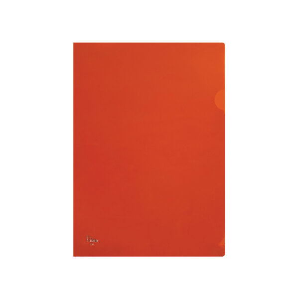 Centre L-Shaped Palette Plastic Document Holder - A4