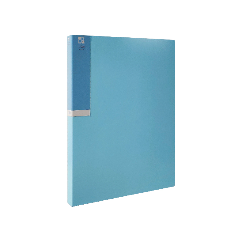 Palette Clear Book (20 Pockets)