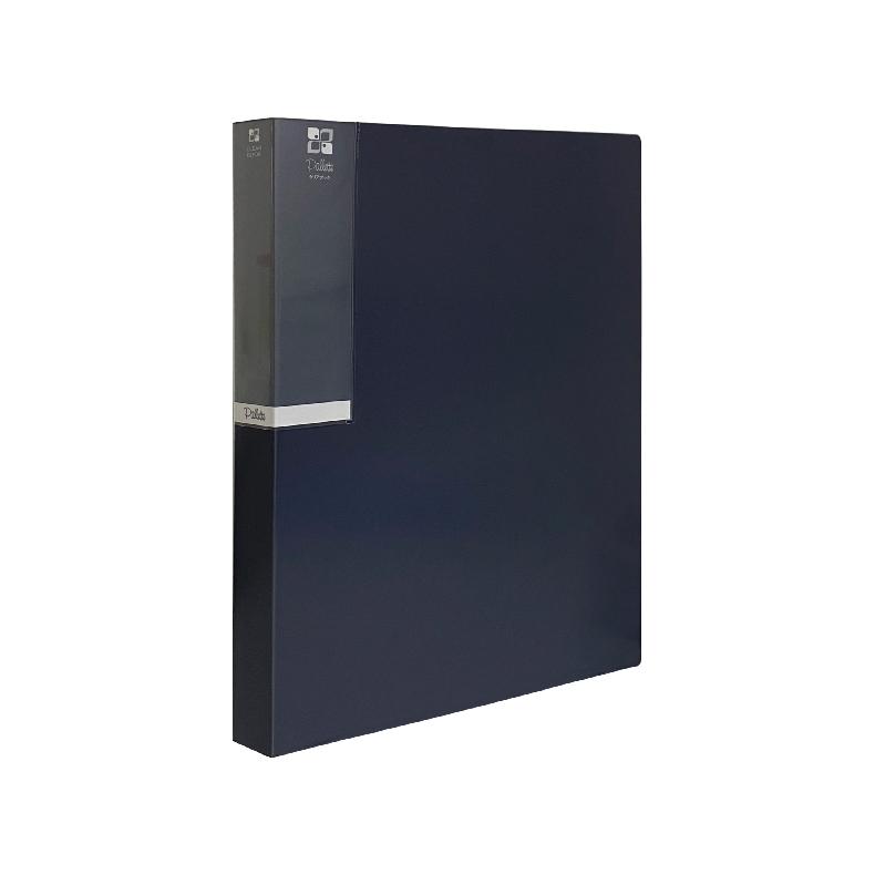 Palette Clear Book / Plastic Pocket Folder (20/40 pockets)