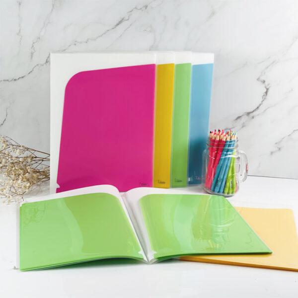 Palette Folder (12 Pockets)