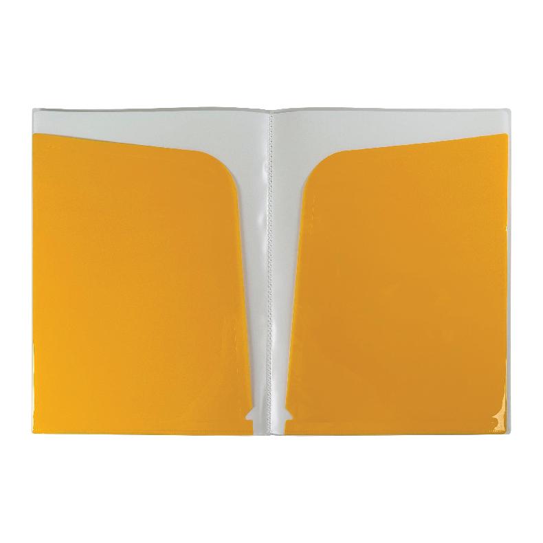 Palette Plastic File / Pocket Folder -A4