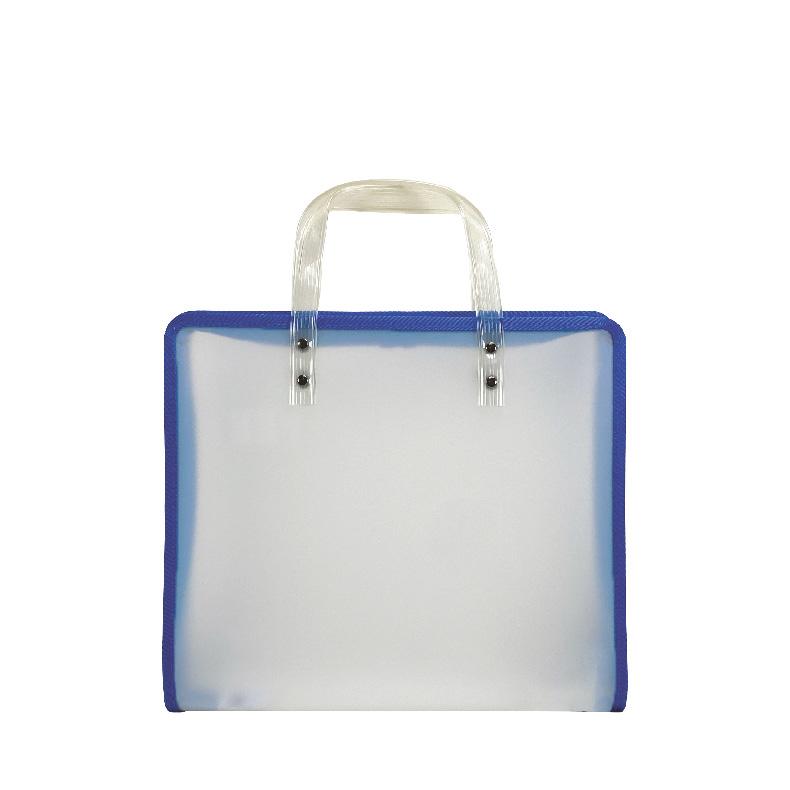 AStar Transparent Children Art Bag - A4