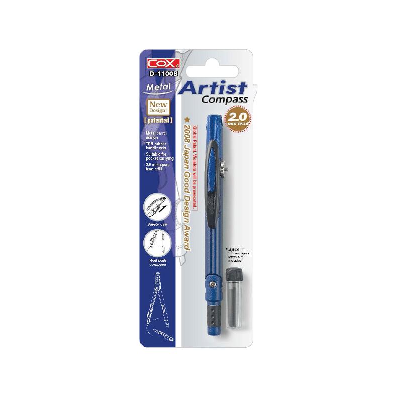 Cox Artist Compass D-1100B