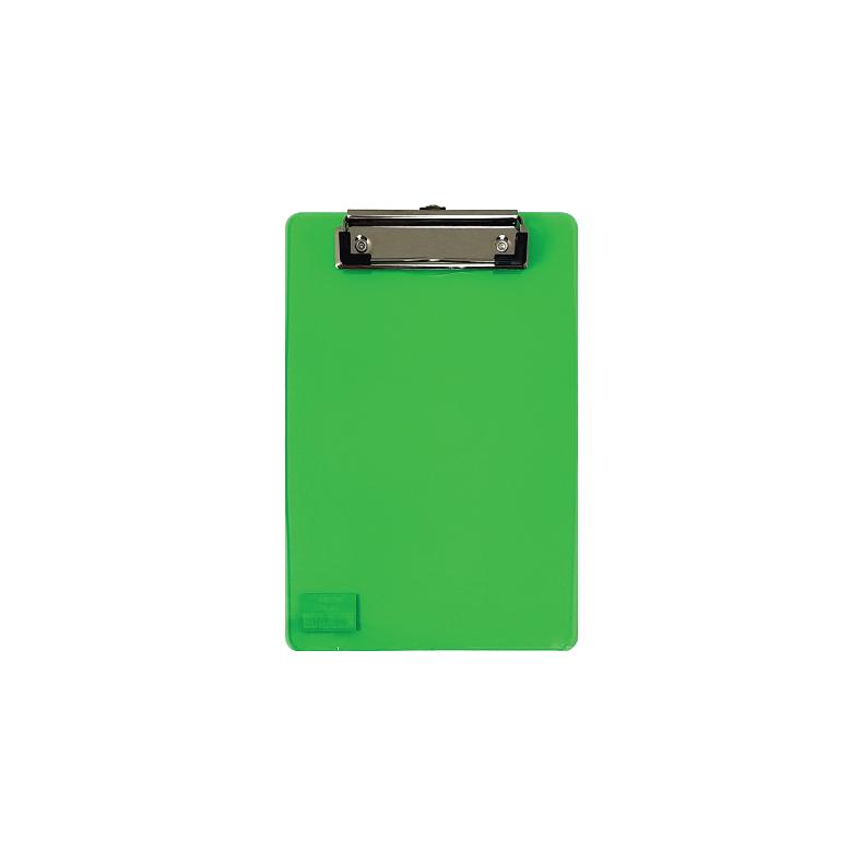 Kenko Transparent Plastic Clipboard A5