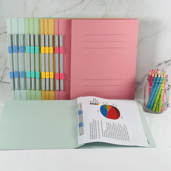 NCL Flat File Paper Folder (A4)