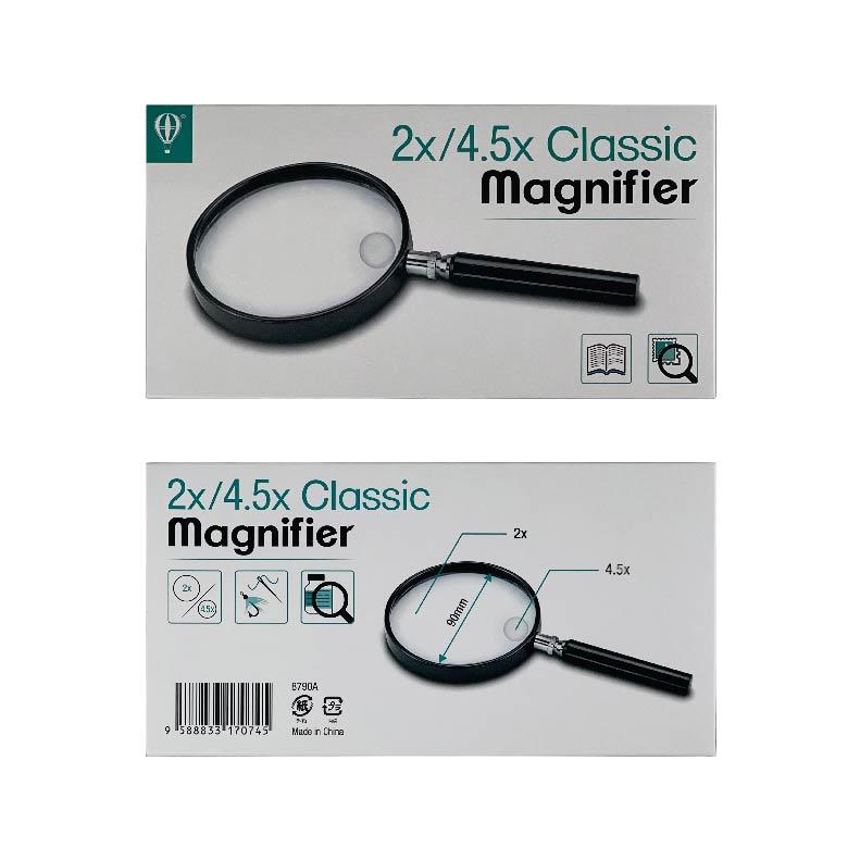 Magnifier 2X/4.5X Classic